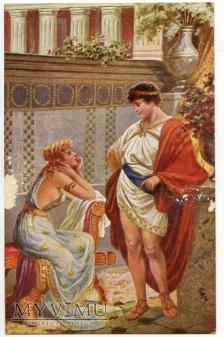 Quo Vadis - Petroniusz i Eunice - F.R.