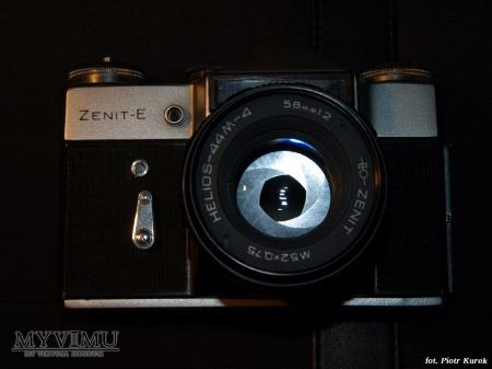 Zenit-E i obiektywy M42