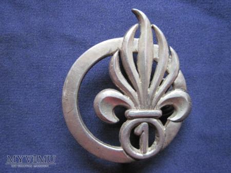 Odznaka beret 1REC/AXIA