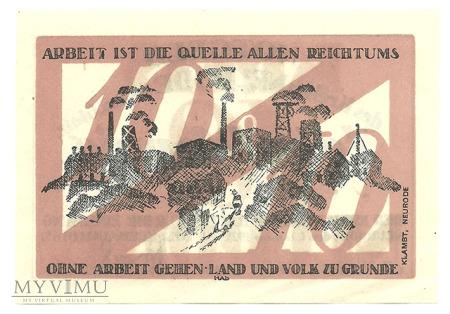 10 pfennig 1921