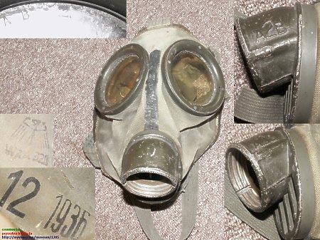 maska pgaz 1936