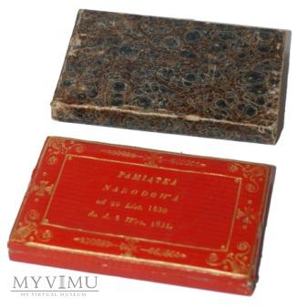 Pamiątka Narodowa 1831
