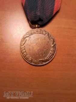 Medal za strzelanie