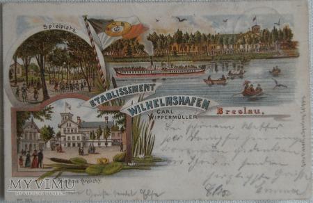 Wrocław - Breslau 6.1898 r