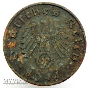 10 Reichspfennig, III Rzesza, 1941