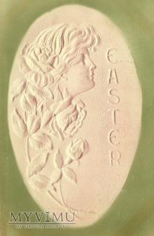 Kobieta - Wielkanoc