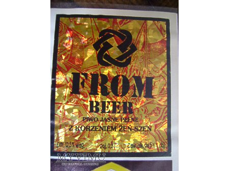FROM BEER
