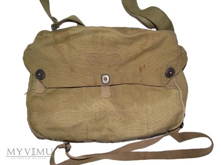 M6 Gas Mask Carrier