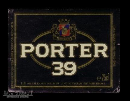 Porter 39 (Francja)