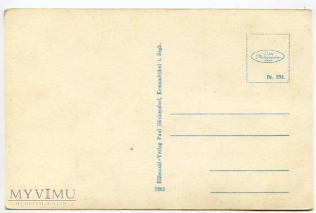 Karkonosze Samotnia Teichbaude 1930