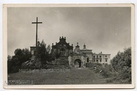 Góry Świętokrzyskie Klasztor Święty Krzyż 1959
