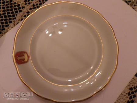 Herb Korab -porcelana z herbem
