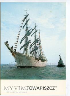 Operation Sail Towariszcz Gorch Fock Gdynia 1974