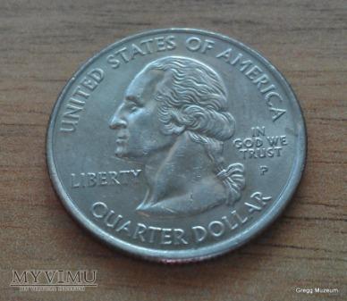 Quarter Dollar - Montana 2007