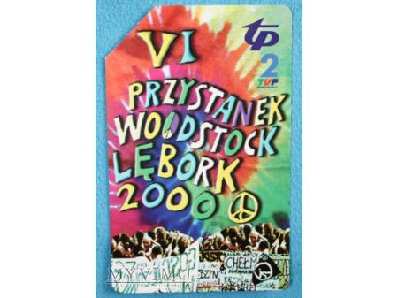 VI Przystanek Woodstock Lębork 2000