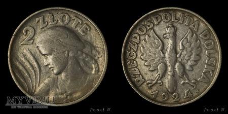 1924 2 zł (Birmingham)