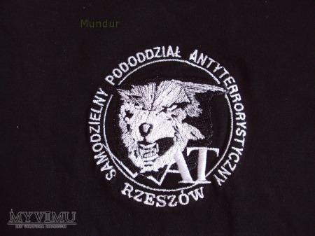 Koszulka czarna SPAP Rzeszów