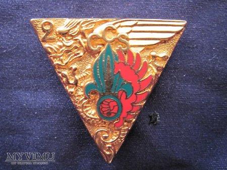 Odznaka CCS/złota