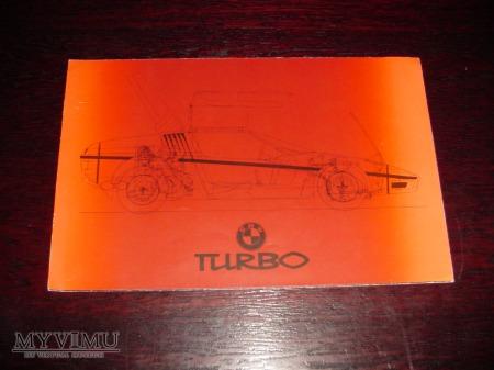 Prospekt BMW TURBO