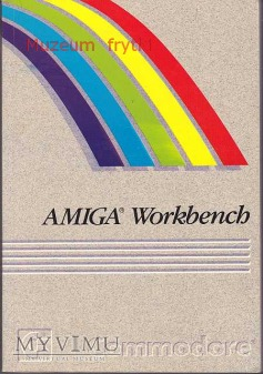 AMIGA Workbench j.francuski.