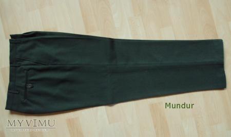 Daglig dräkt uniform m/68 - spodnie