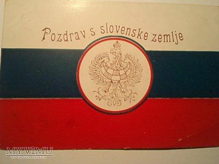 Słoweńska pocztówka.
