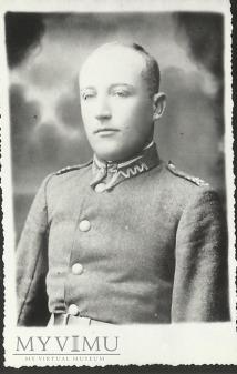 Plutonowy Jan Kozicz z 25 Pułku Ułanow Wielk.