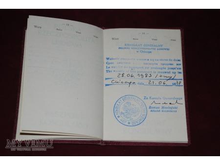 Paszport konsularny