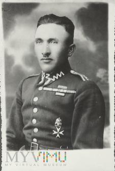 Starszy wachmistrz Stefan Baranowski 25 P. Ułanów
