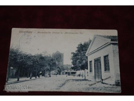 Riesenburg - 1917 - Prabuty