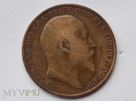 1 PENS - 1907- ANGLIA