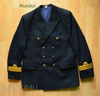 Duże zdjęcie Mundur porucznika MW