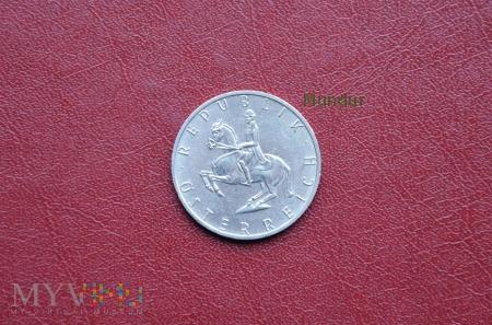 Moneta austriacka: 5 schilling