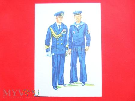 Komandor i marynarz 1972