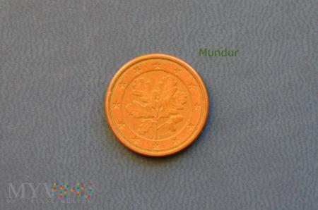 Moneta: 1 euro cent - Niemcy