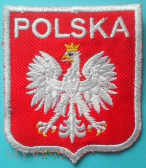 Naszywka Godło Polski*