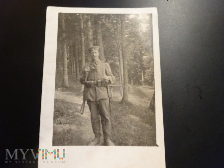 Duże zdjęcie Zdjęcie żołnierza