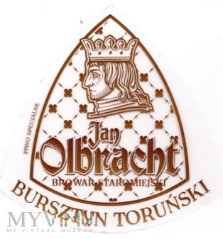 Jan Olbracht Bursztyn Toruński