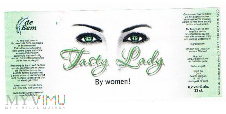 tasty lady by woman