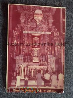 Licheń Sanktuarium Ołtarz w Kościele M.B.