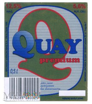 Duże zdjęcie Quay premium