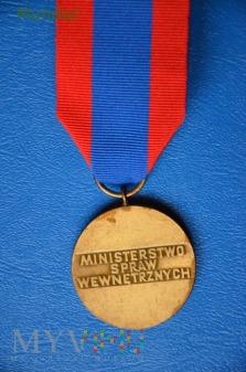 """Odznaka """"Zasłużony Funkcjonariusz Pożarnictwa"""""""