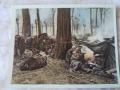 odpoczynek żołnierzy w Polsce