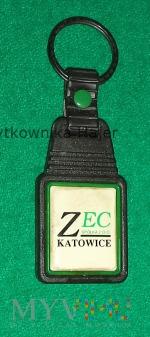 ZEC Spółka Zo.o. Katowice - brelok