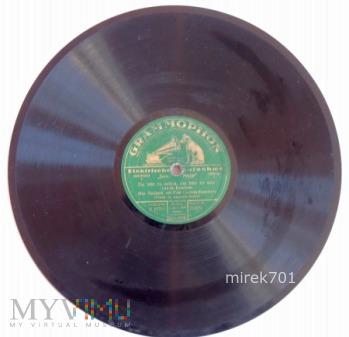 Płyta Grammophon