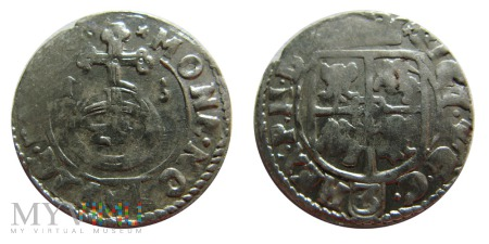 Półtorak 1616 Kraków - błąd: SIGI 3 G G