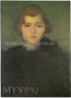 Karpiński - Portret kobiety - lata 90-te XX w.