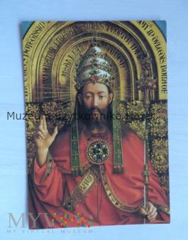 Ołtarz Gandawski - Adoracja Mistycznego Baranka
