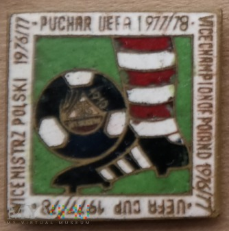 Widzew Łódź 39 - Vicemistrz 76/77. Puchar UEFA 77
