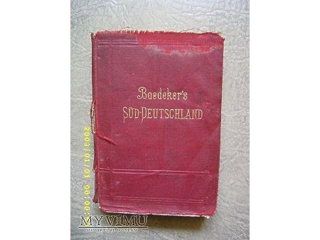 Atlas Niemiec południowych.